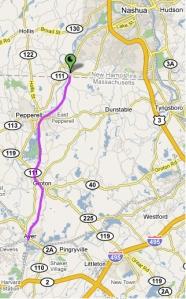 NRRT overview map